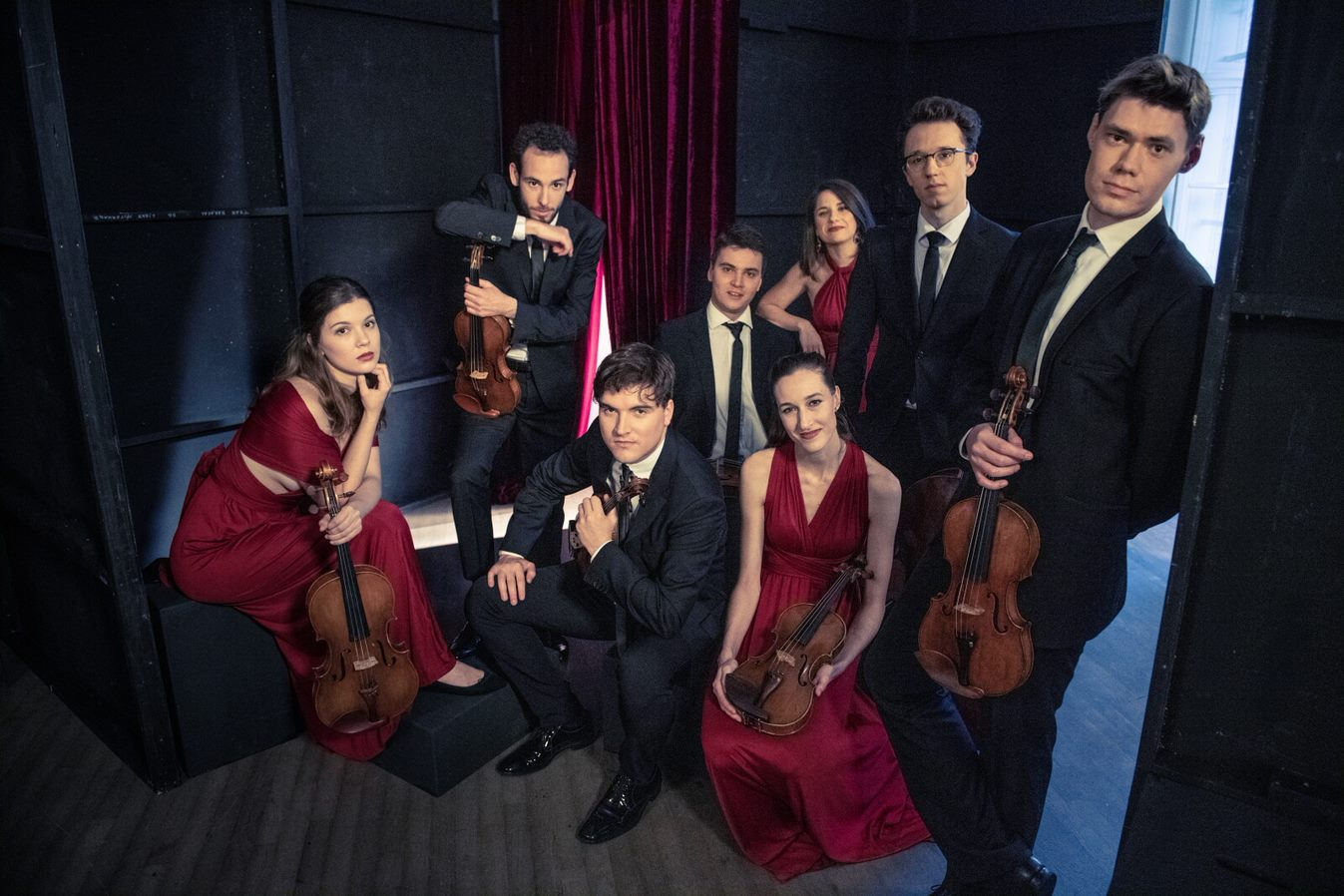 Oberton String Octet © Christian Jungwirth